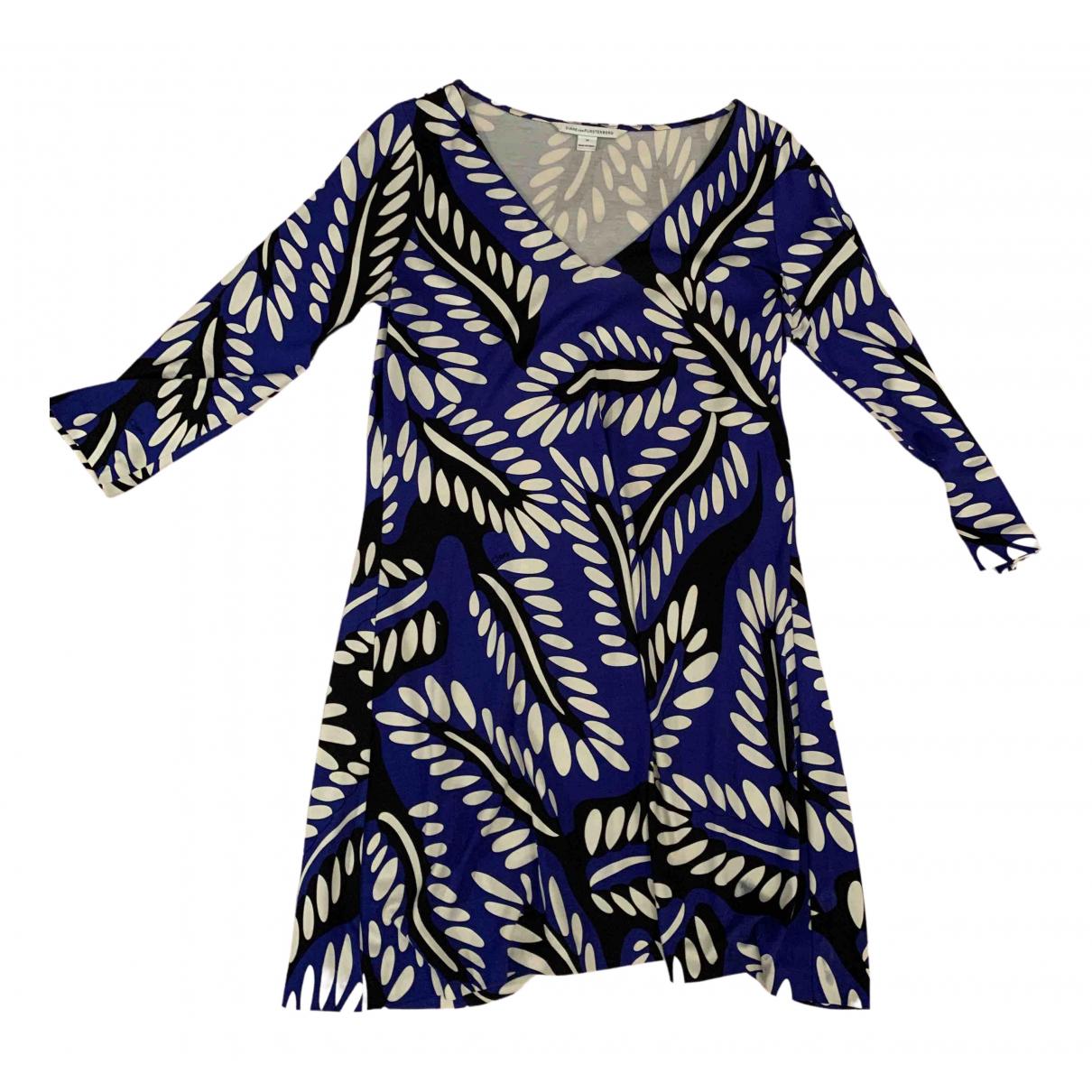 Diane Von Furstenberg N Cotton dress for Women 10 US