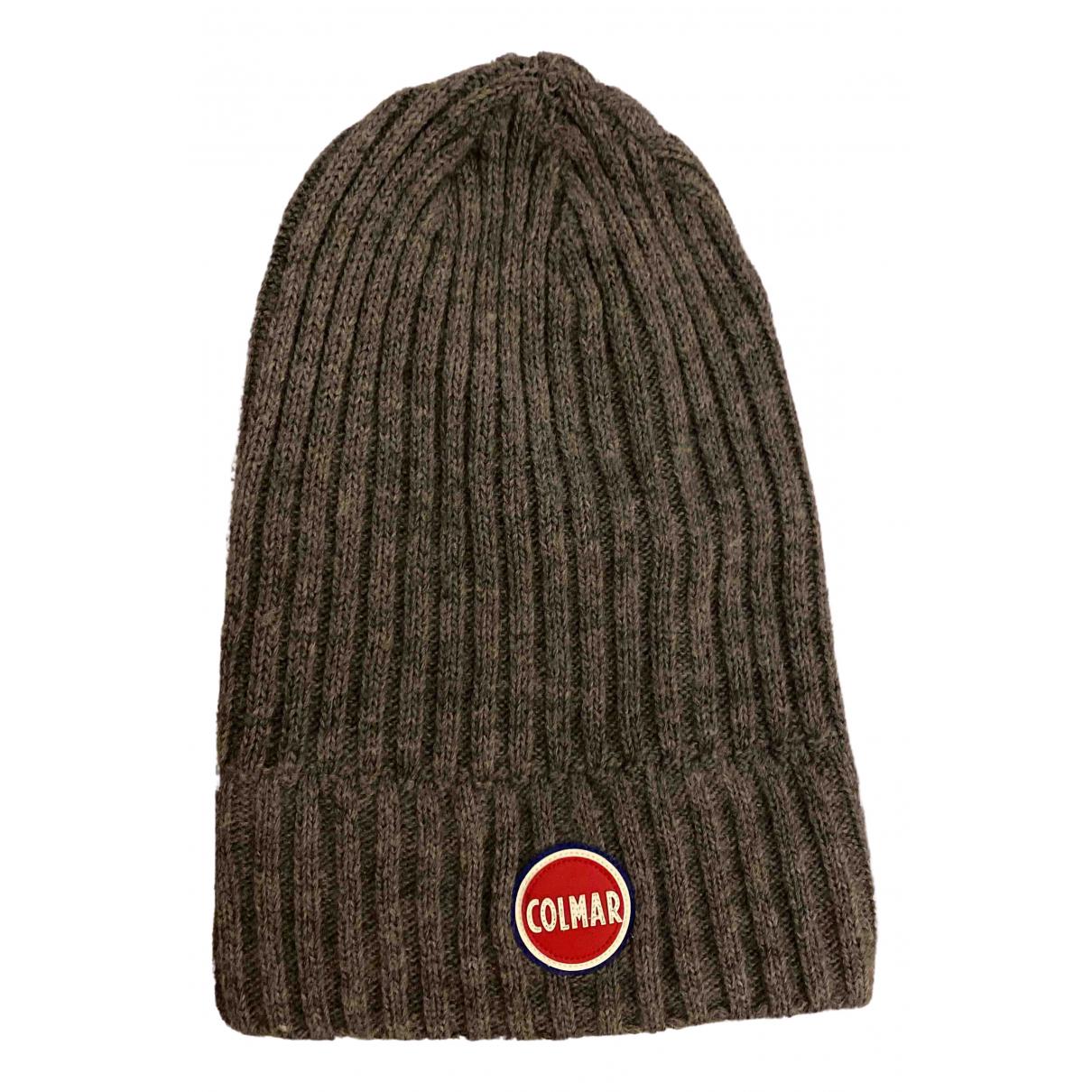Colmar - Chapeau & Bonnets   pour homme en laine - gris