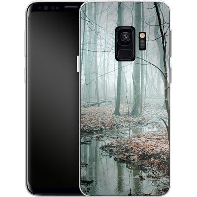 Samsung Galaxy S9 Silikon Handyhuelle - Gather Up Your Dreams von Joy StClaire