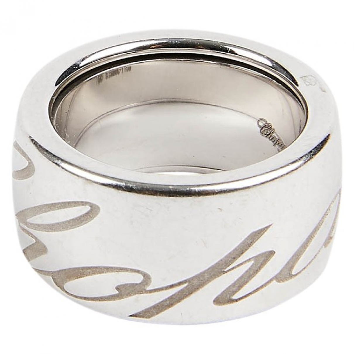 Chopard Chopardissimo Ring in  Silber Weissgold