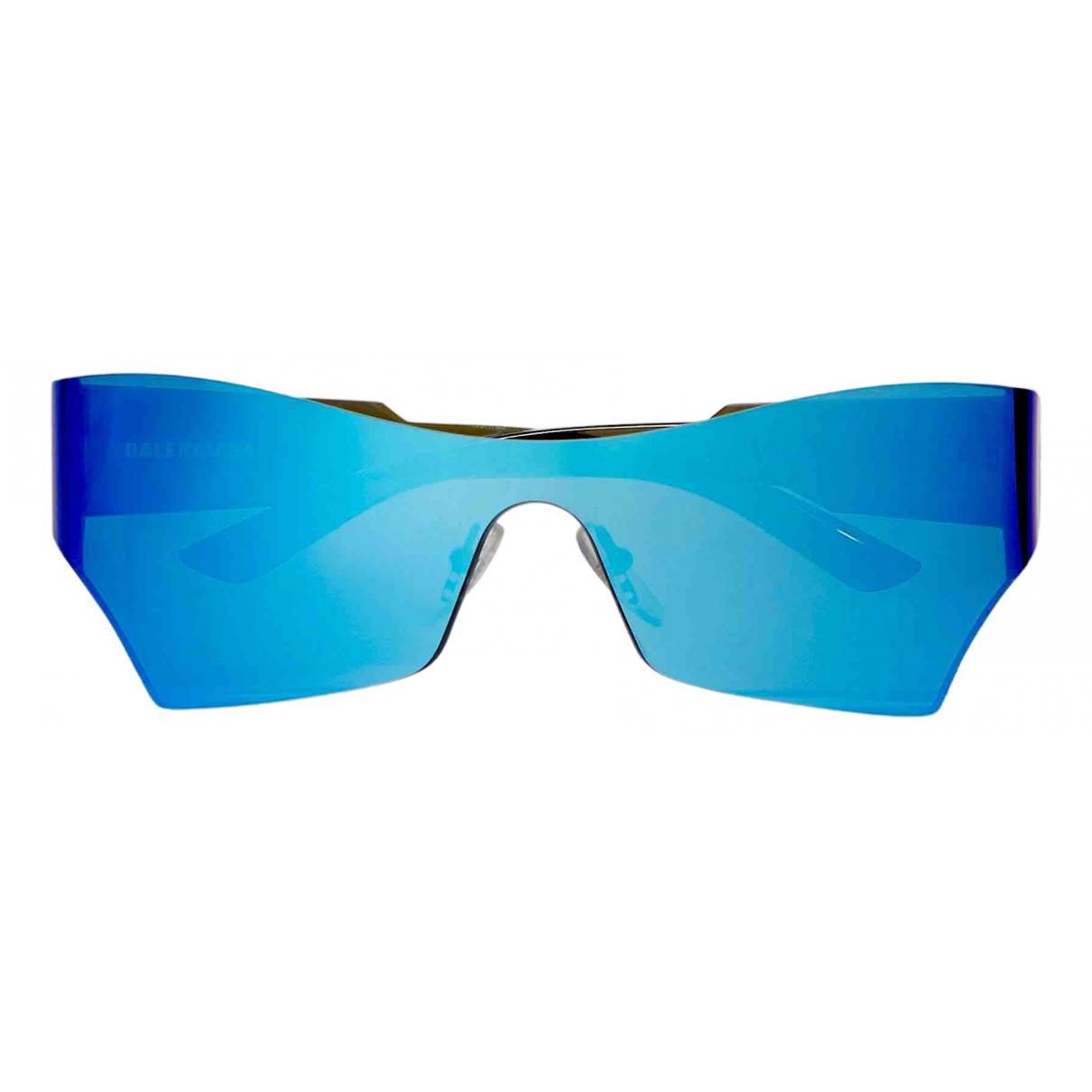 Balenciaga - Lunettes   pour homme - bleu