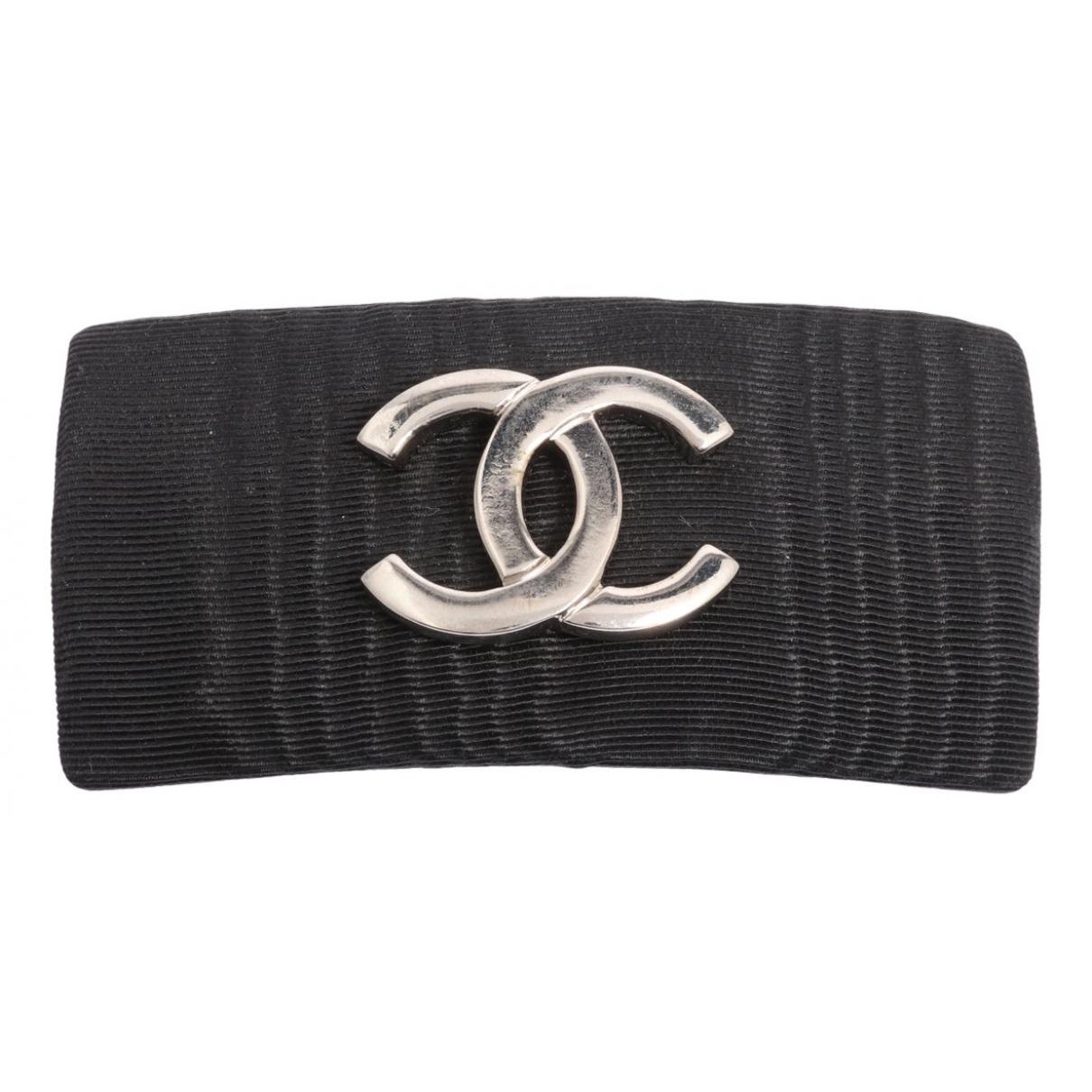 Accesorio para la cabeza de Lona Chanel