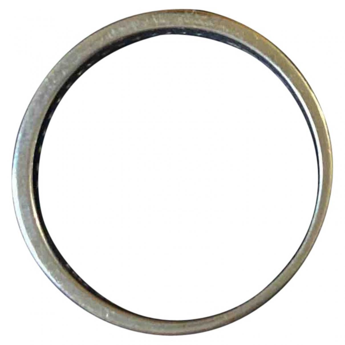 Goldsmiths \N Ring in  Silber Weissgold