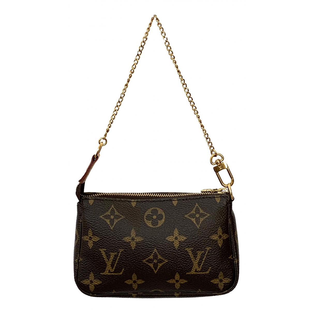 Louis Vuitton - Pochette Pochette Accessoire pour femme en toile
