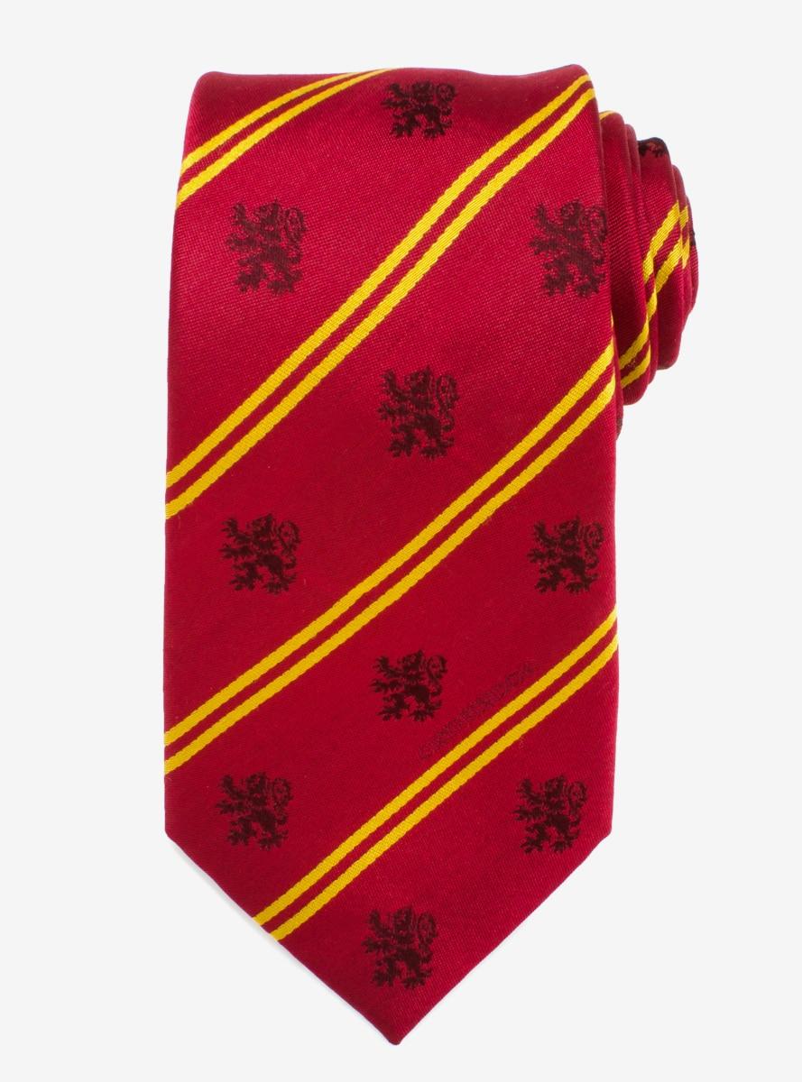Harry Potter Gryffindor Pinstripe Tie