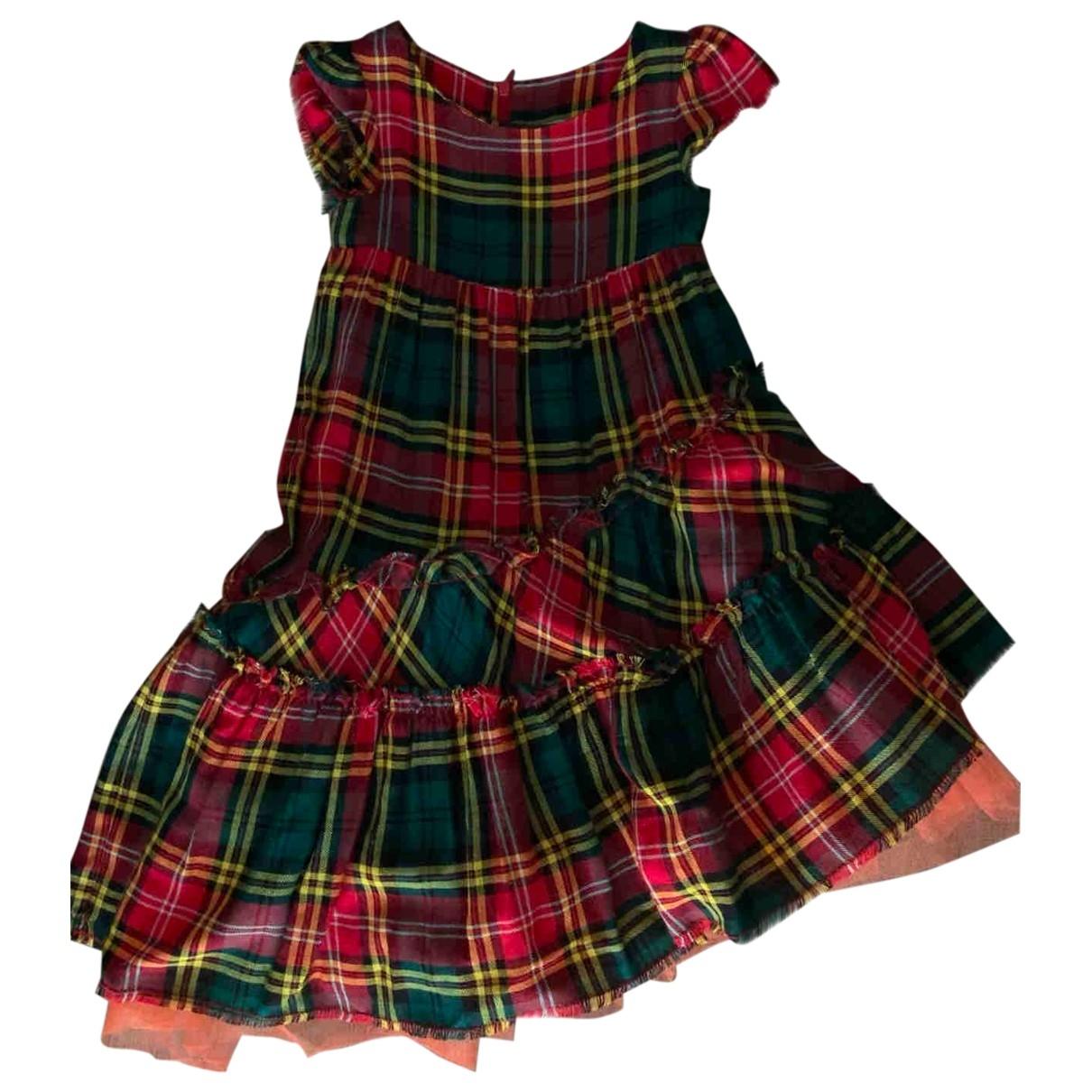 Gaultier Junior \N Kleid in  Bunt Viskose