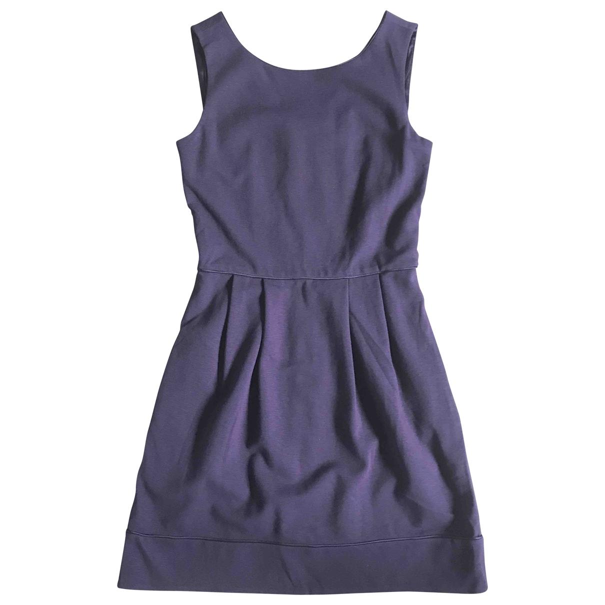 Diane Von Furstenberg \N Purple dress for Women 4 US