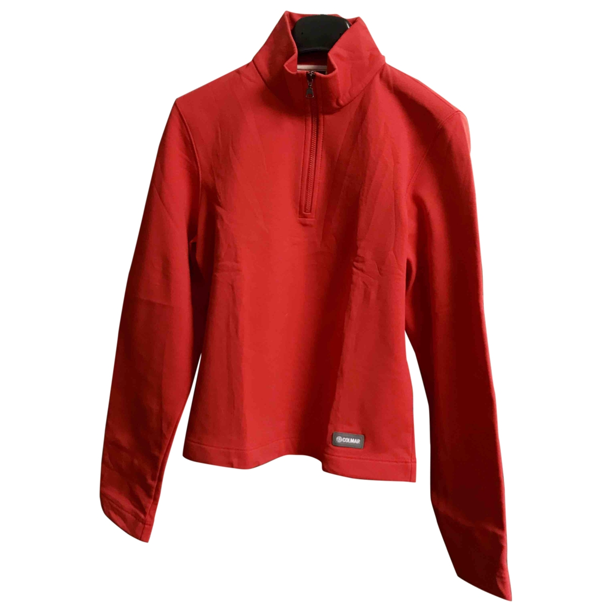 Colmar \N Pullover in  Rot Polyester