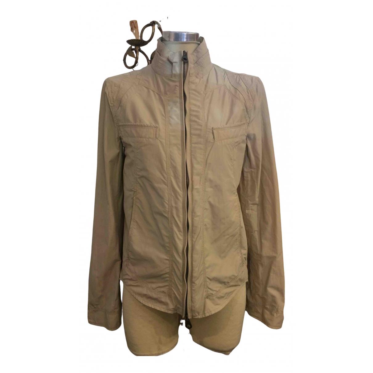 Ermanno Scervino \N Beige jacket for Women 46 IT