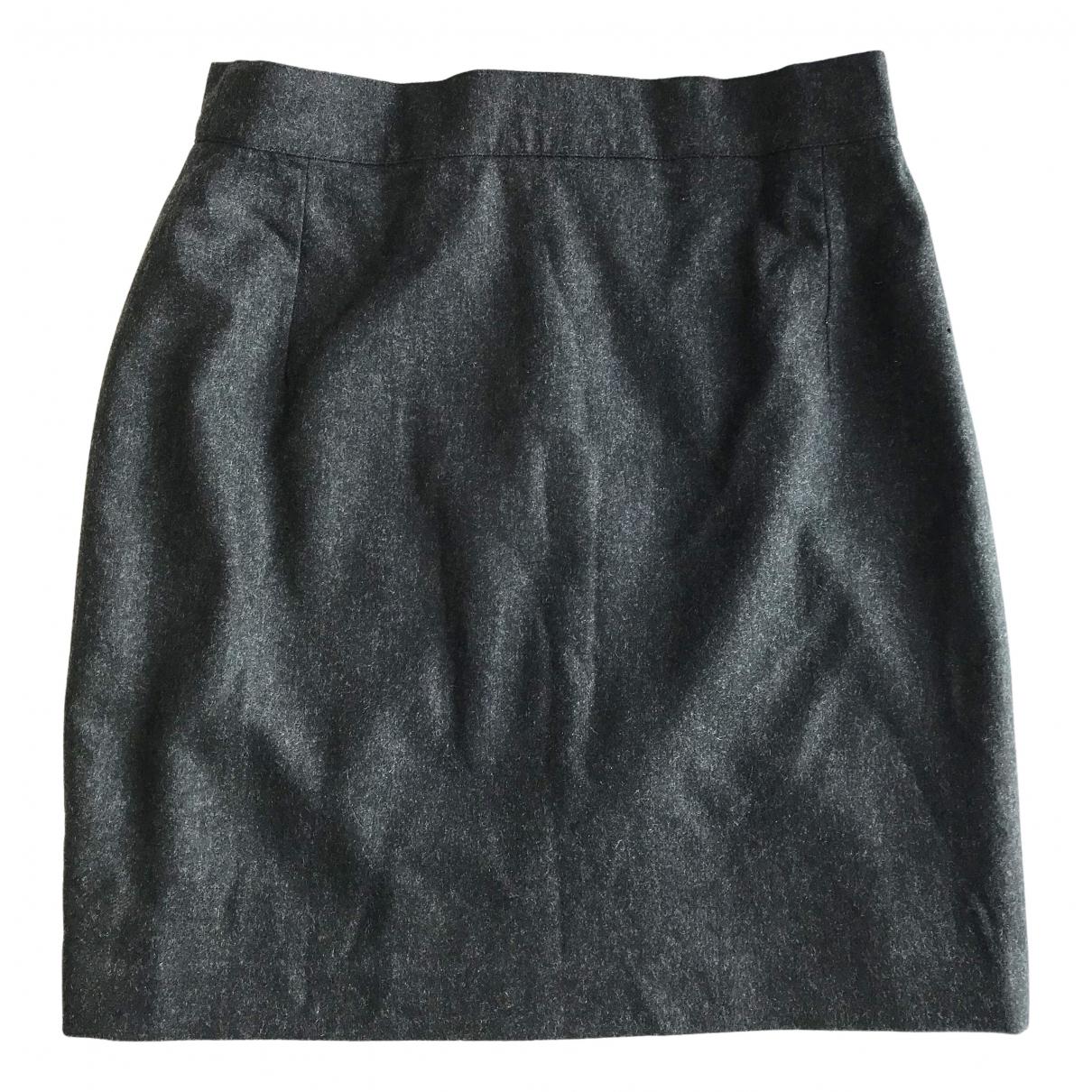 Mini falda de Lana Max Mara