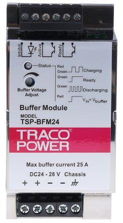 TRACOPOWER Buffer Module for use with TSP