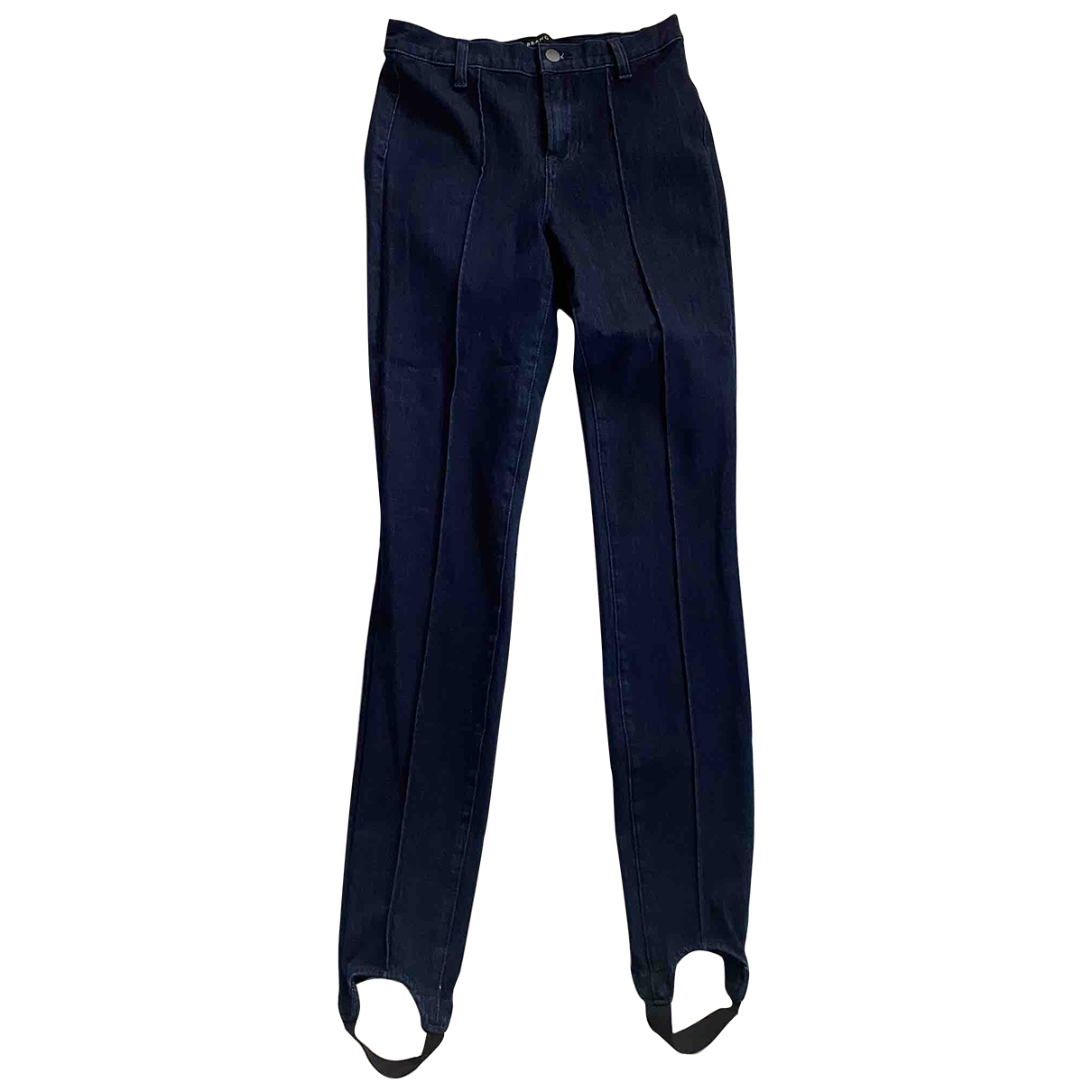 J Brand \N Blue Cotton Jeans for Women 26 US