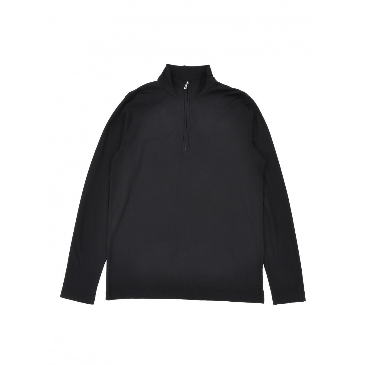 Bogner \N Black Cotton Knitwear & Sweatshirts for Men L International