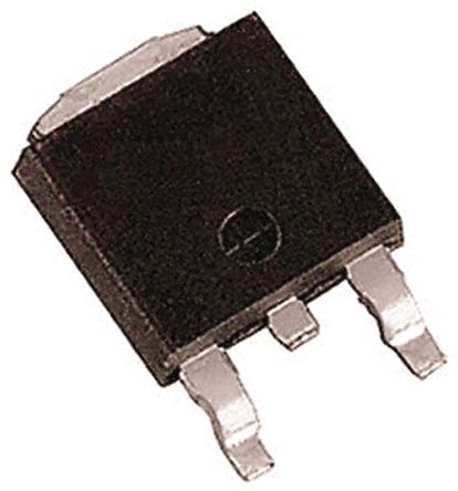 ON Semiconductor N-Channel MOSFET, 59 A, 40 V, 3 + Tab-Pin DPAK  NVD5C464NT4G (2500)
