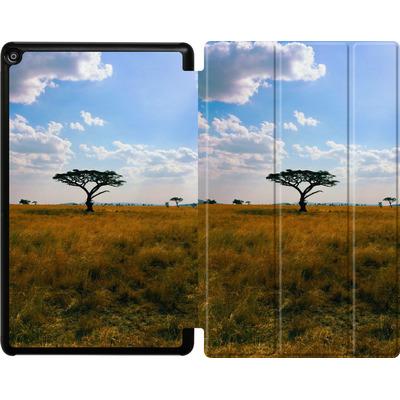 Amazon Fire HD 10 (2018) Tablet Smart Case - Tanzanian Savanna von Omid Scheybani