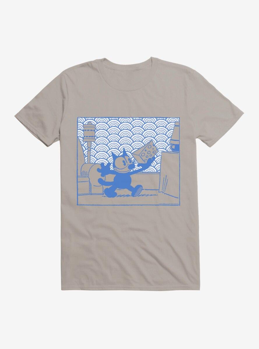 Felix The Cat Cheese T-Shirt