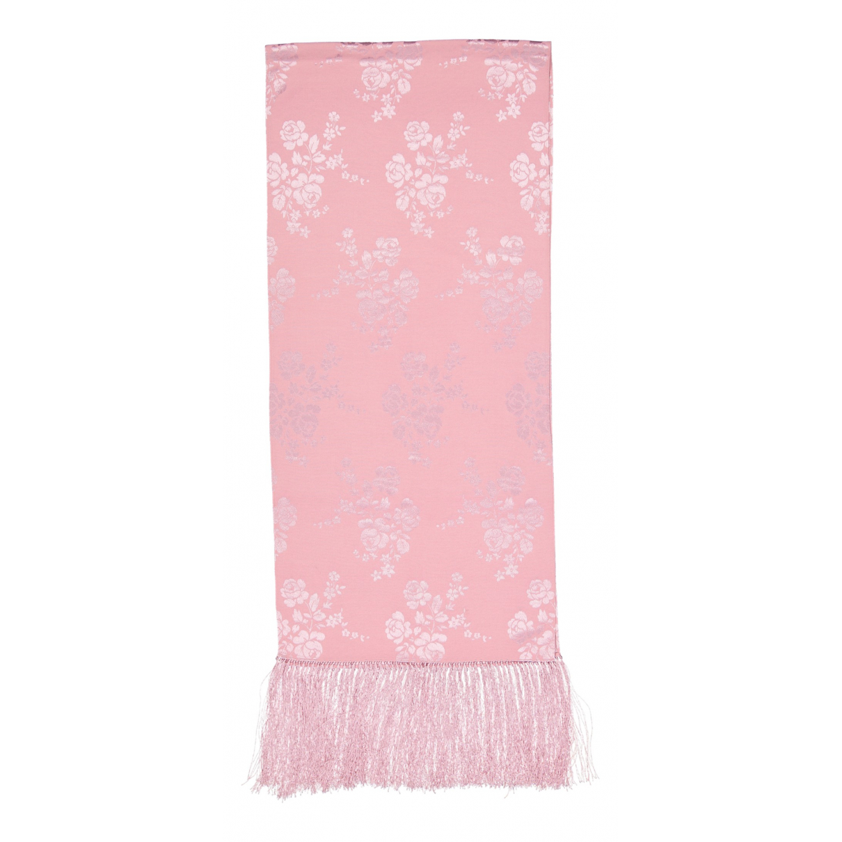 Christian Dior \N Schal in  Rosa Wolle