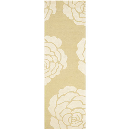 Safavieh Dacre Floral Rug, One Size , Green