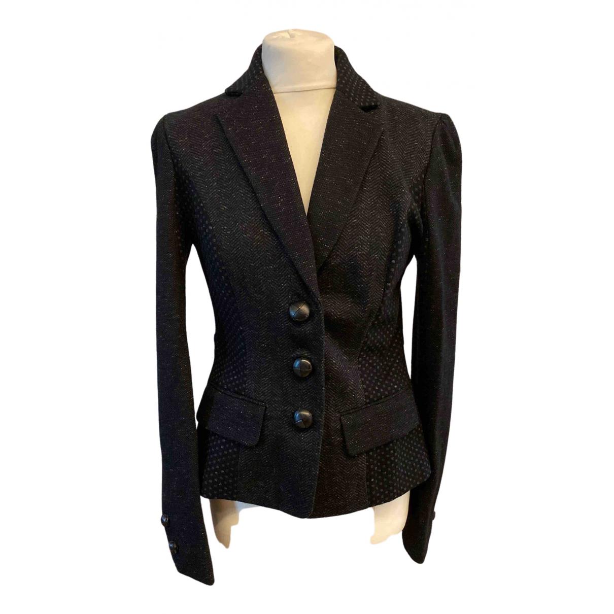 Diane Von Furstenberg N Wool jacket for Women 10 US