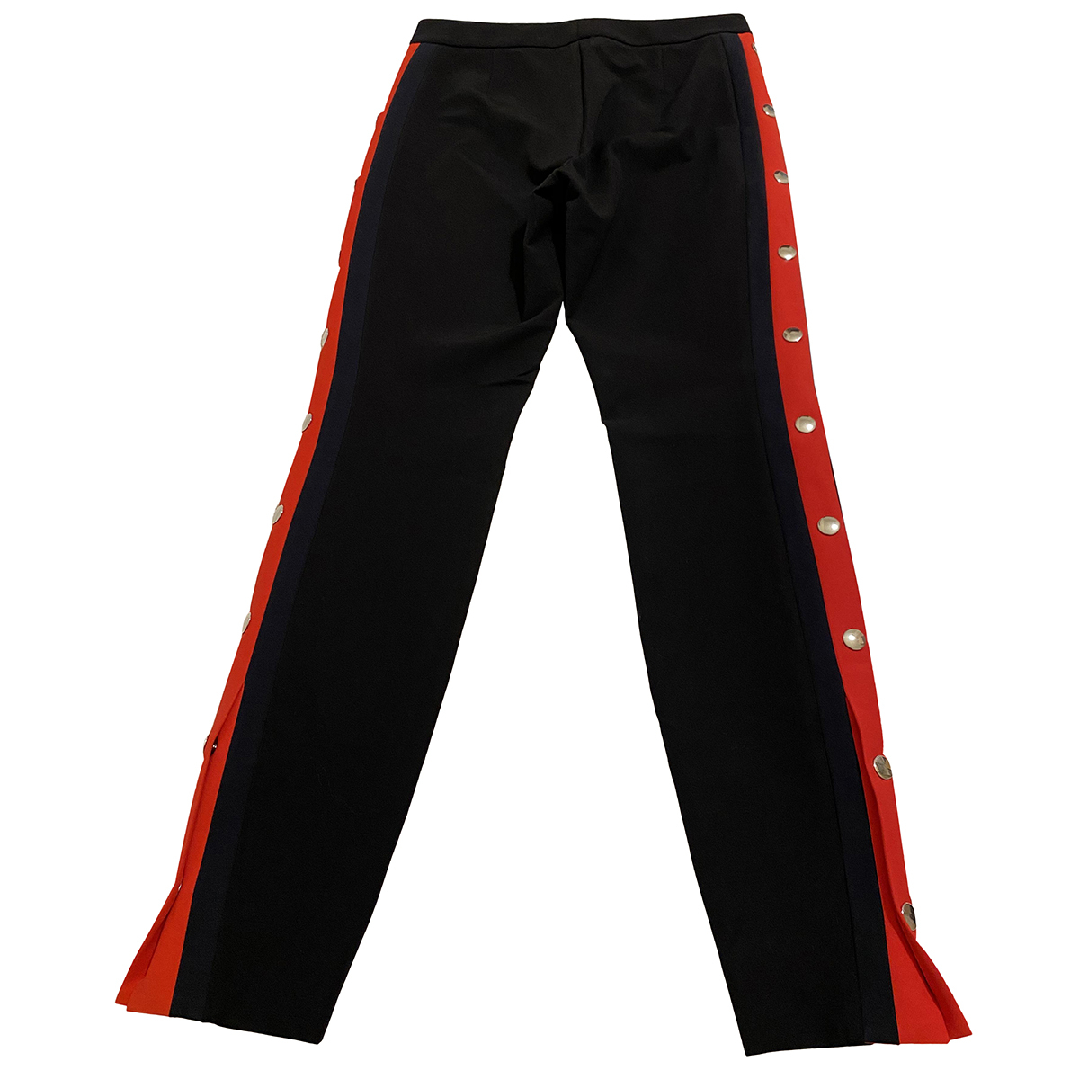 Gucci N Black Spandex Trousers for Women S International