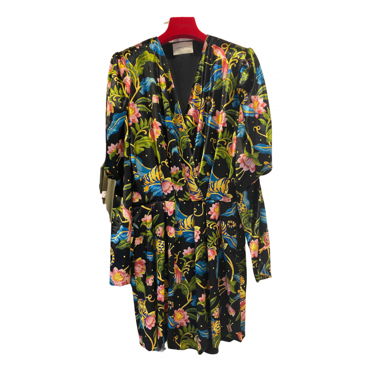 - Robe   pour femme en velours