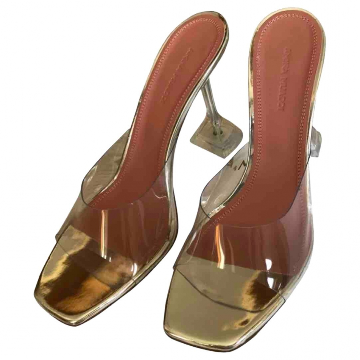 Amina Muaddi Lupita Sandals for Women 41 EU
