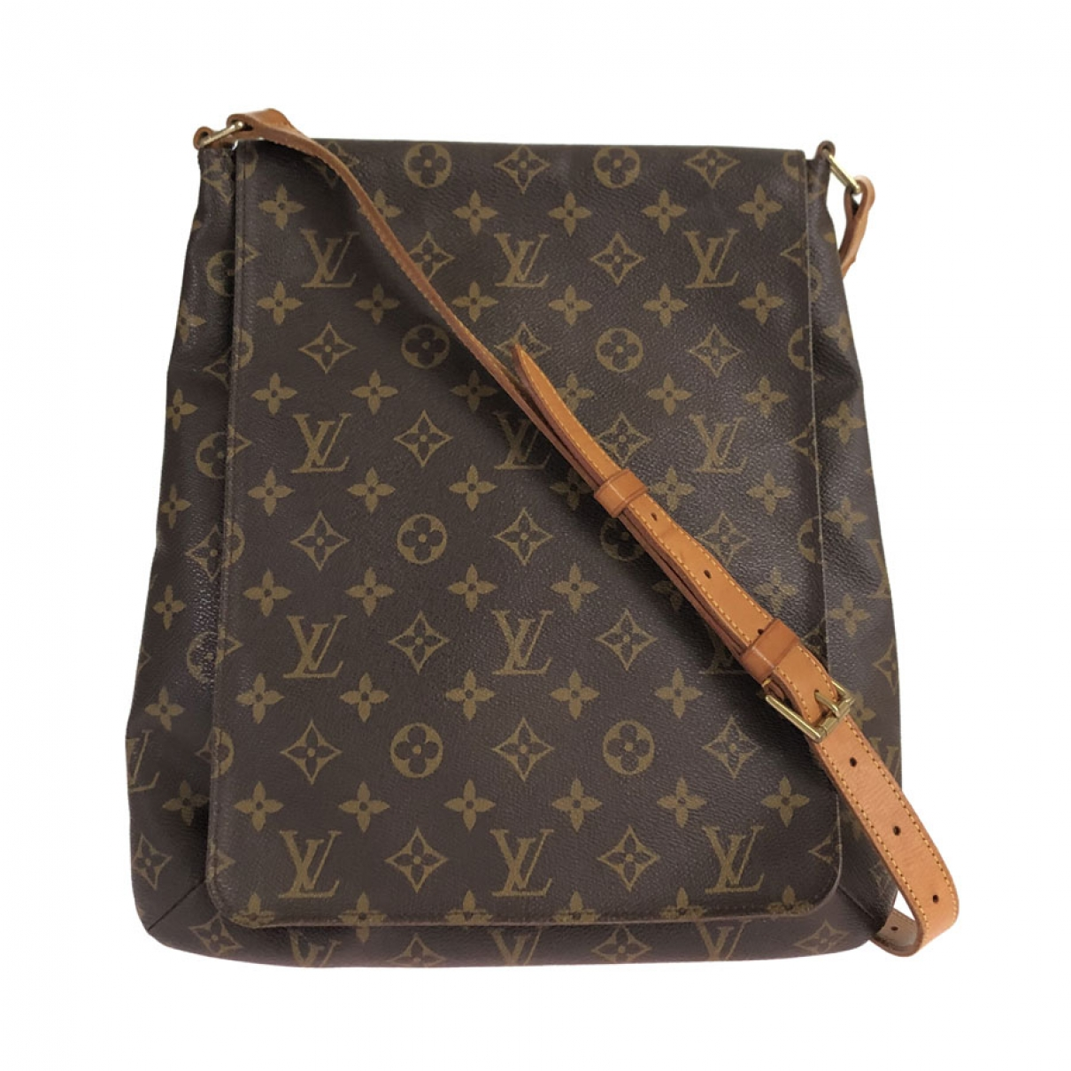 Louis Vuitton Salsa Brown Cloth handbag for Women \N