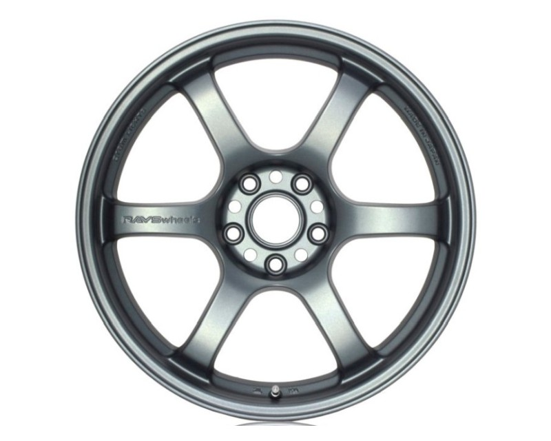 GramLights WGIQ12EG2 57DR Wheel 17x9 5x114.3 12mm Gunblue II