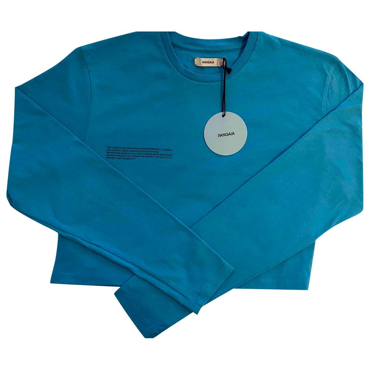 The Pangaia \N Blue Cotton Knitwear for Women S International