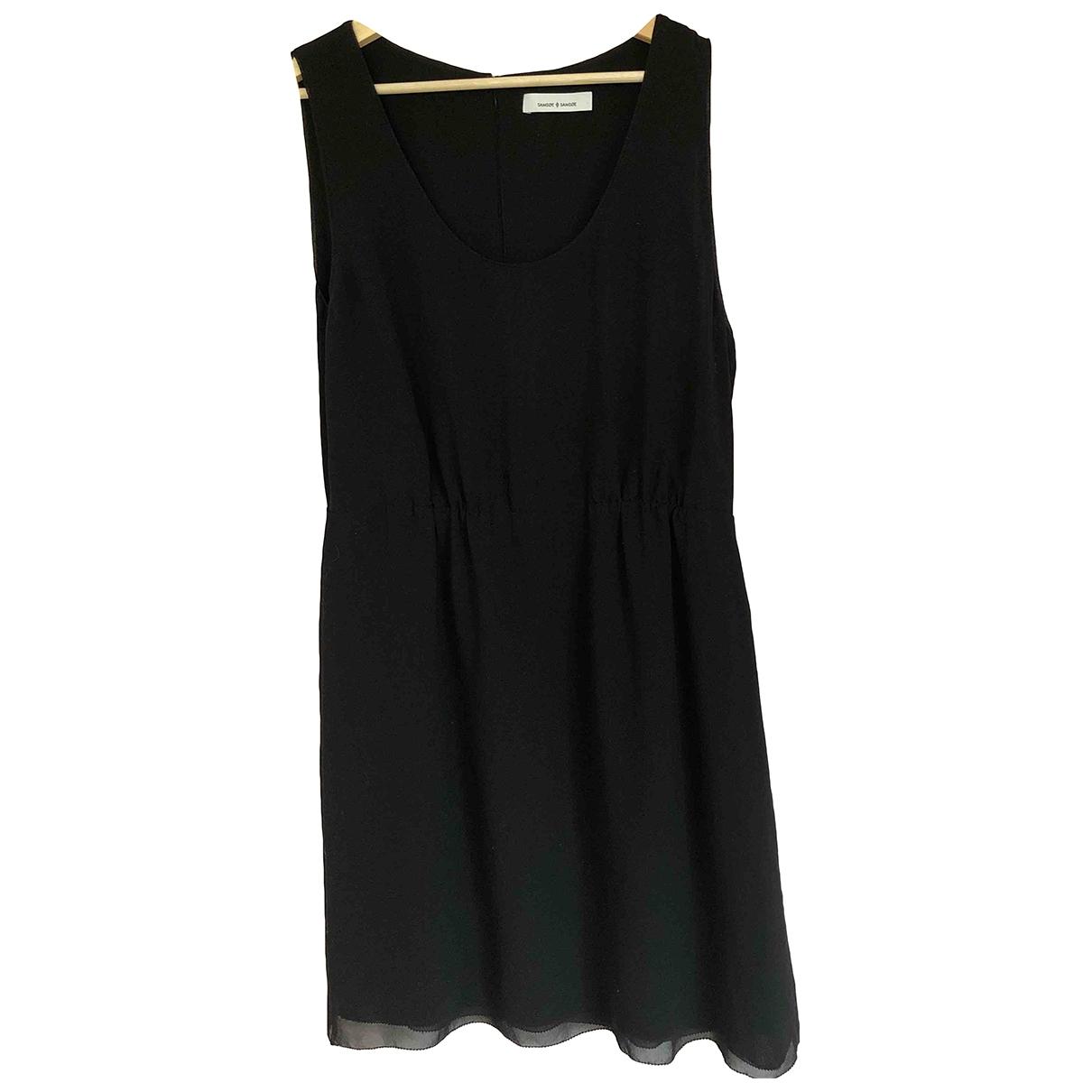 Samsoe & Samsoe \N Black dress for Women 38 FR