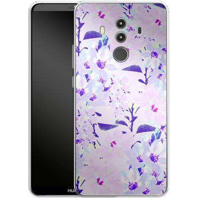 Huawei Mate 10 Pro Silikon Handyhuelle - Hyper Garden von Zala Farah