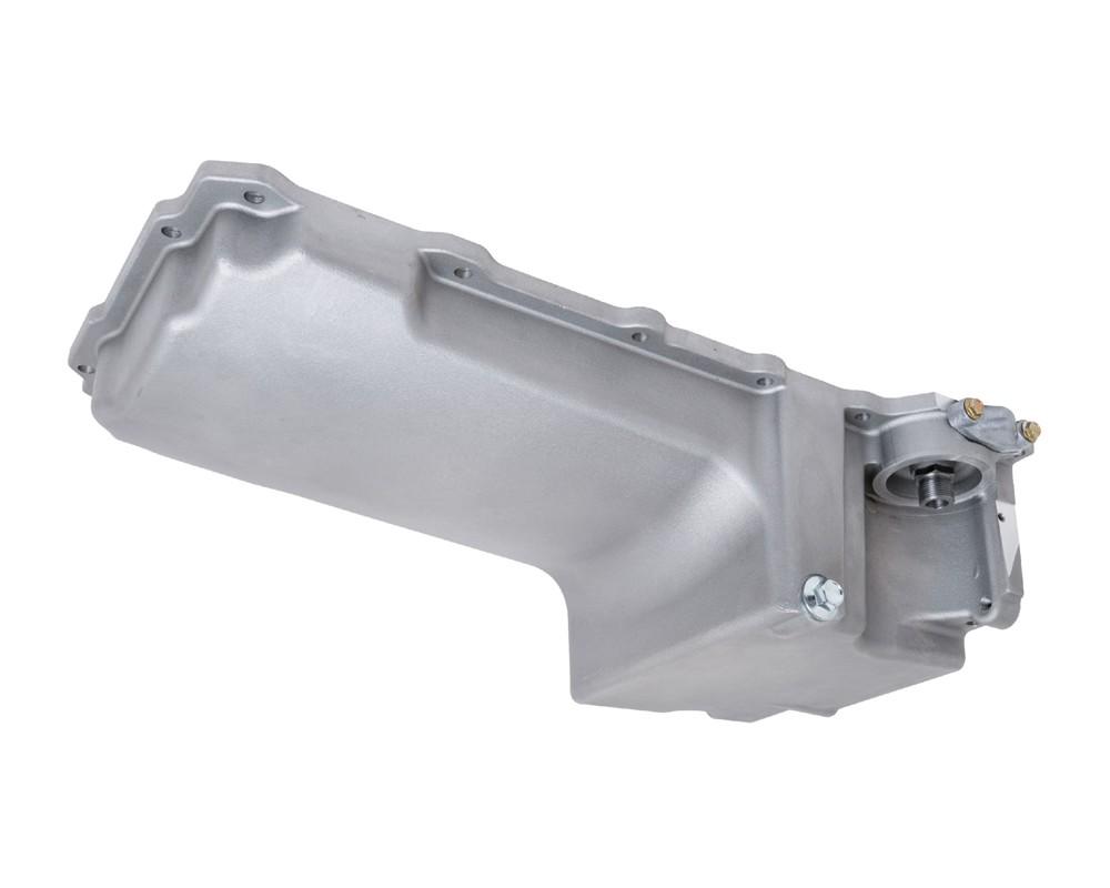 Racing Power Company R8460 Satin Engine Oil Pan GM LS-Series