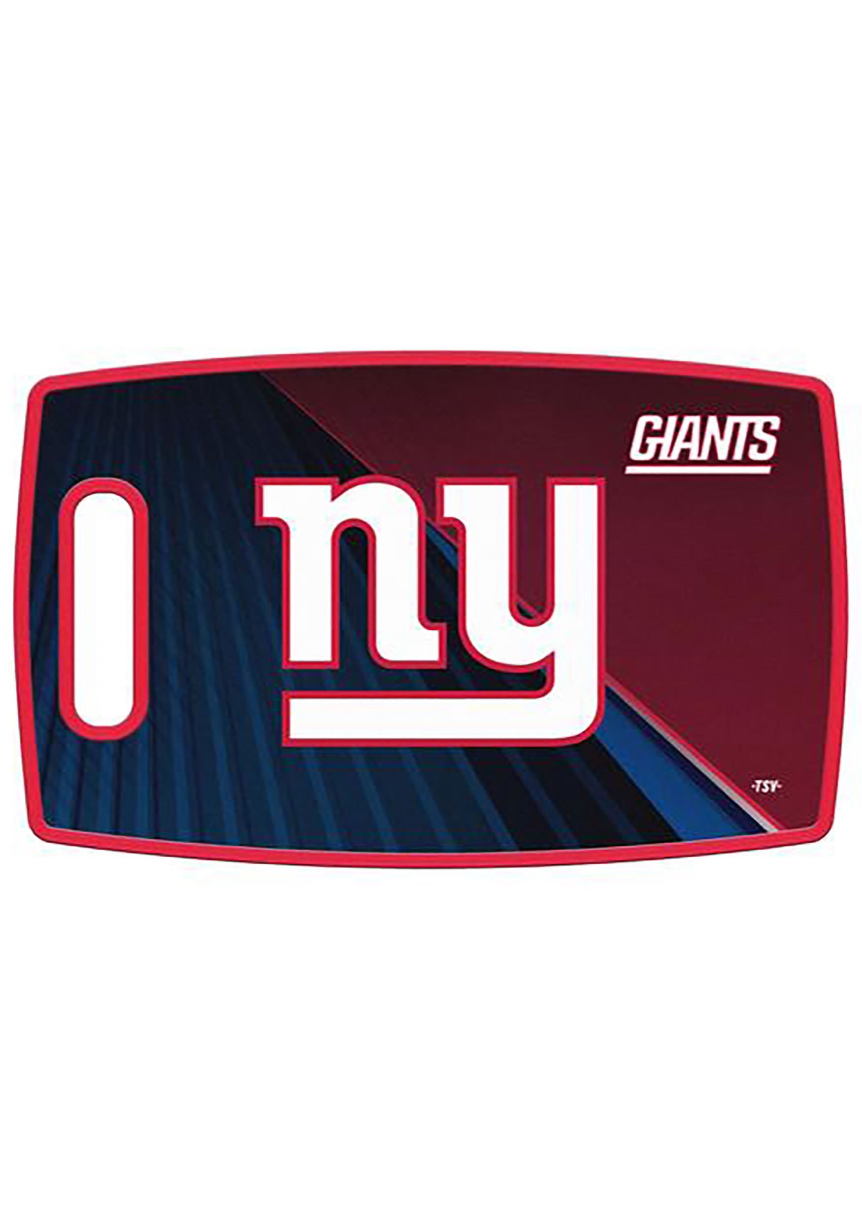 New York Giants NFL Cutting Board- 14.5