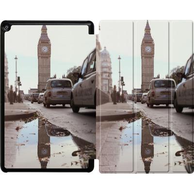 Amazon Fire HD 10 (2018) Tablet Smart Case - Double Ben von Ronya Galka