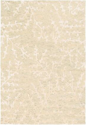 OPS2304-810 8' x 10' Rug  in Cream and Pale Blue and Sage and Teal and
