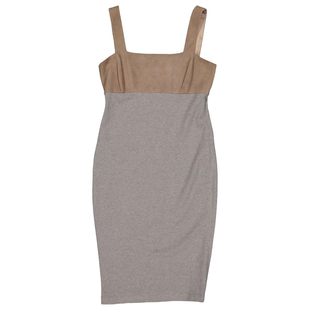 Ralph Lauren \N Kleid in  Bunt Kaschmir