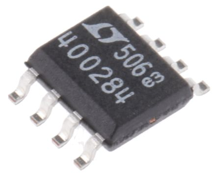 Analog Devices LTC4002ES8-8.4#PBF, Lithium-Ion, Battery Charger, 95μA 8-Pin, SOIC (2)