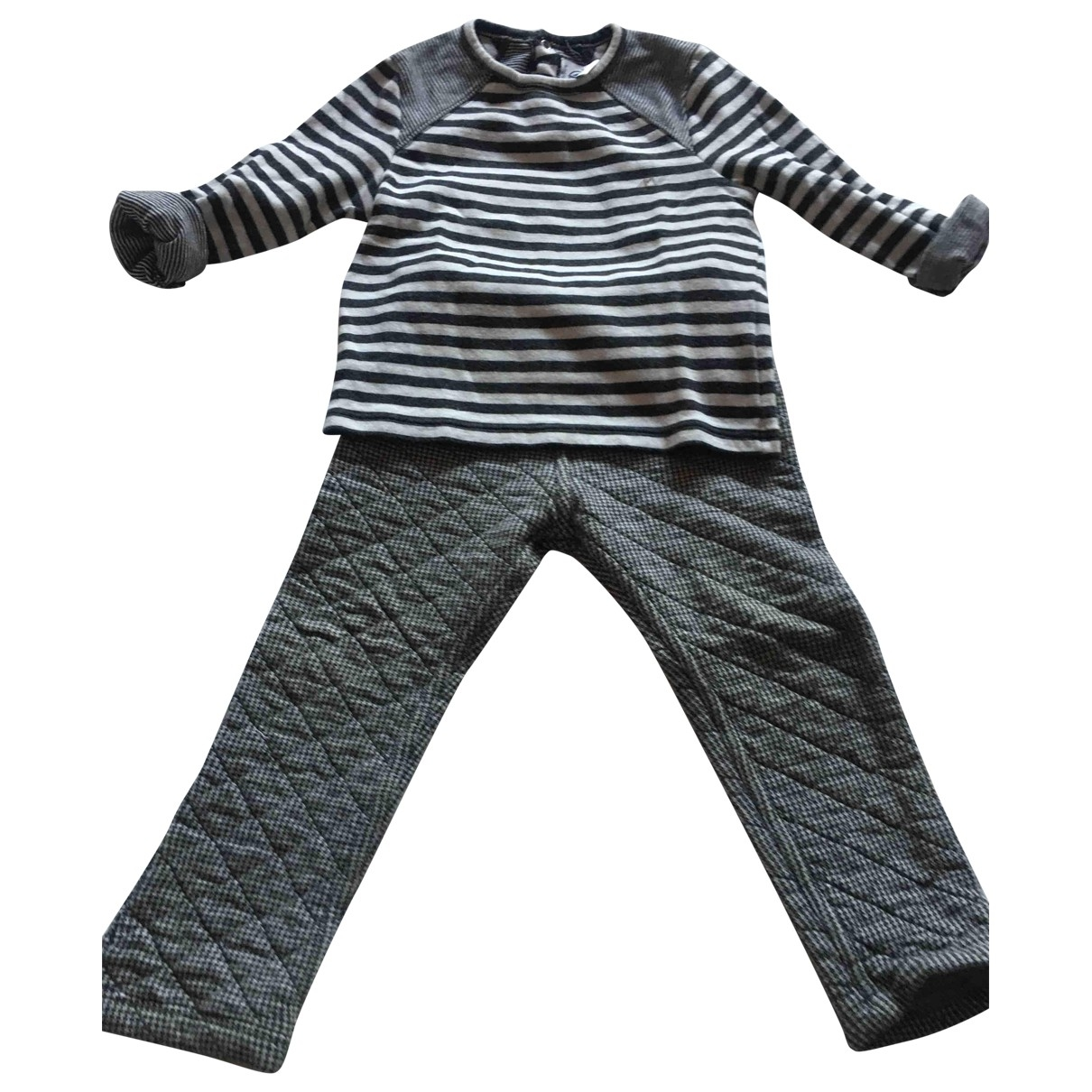 Petit Bateau \N Cotton Outfits for Kids 2 years - up to 86cm FR