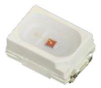 Kingbright 2.5 V Orange LED PLCC 2 SMD,  KA-3021SESK (50)