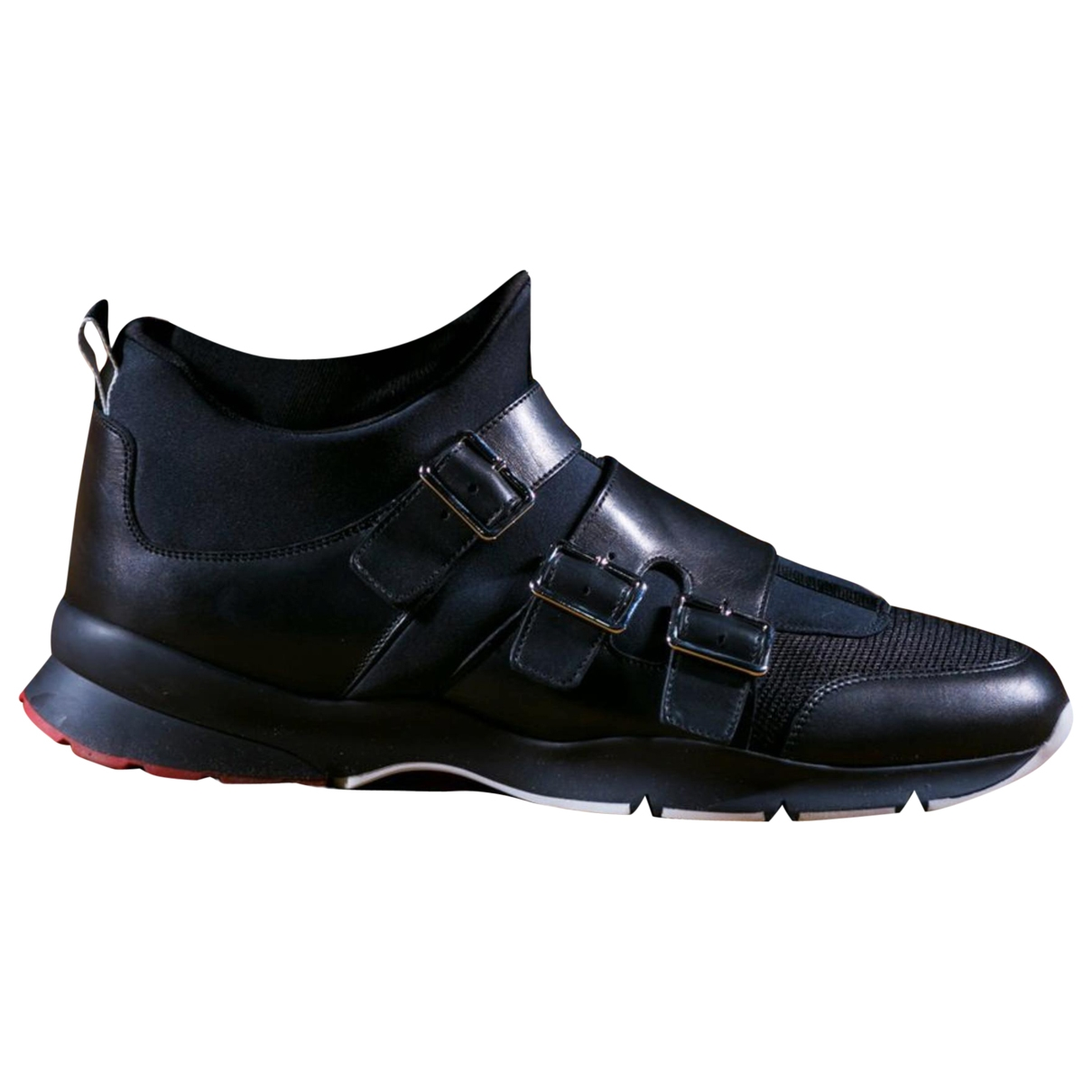 Dior \N Black Trainers for Men 44.5 EU