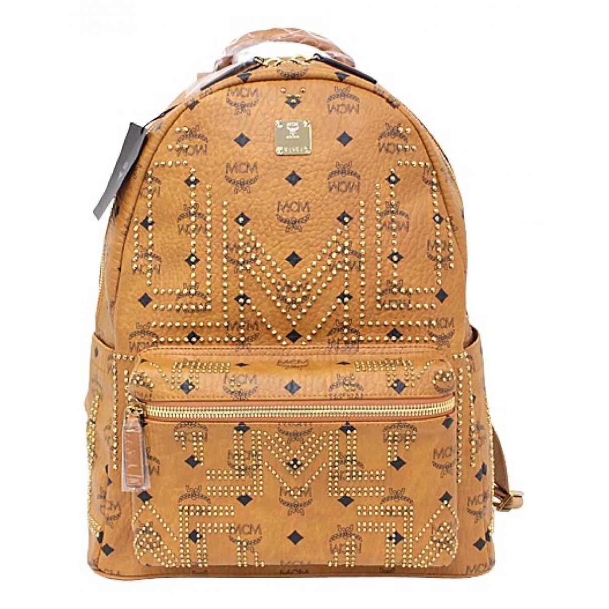 Mcm N Brown backpack for Women N