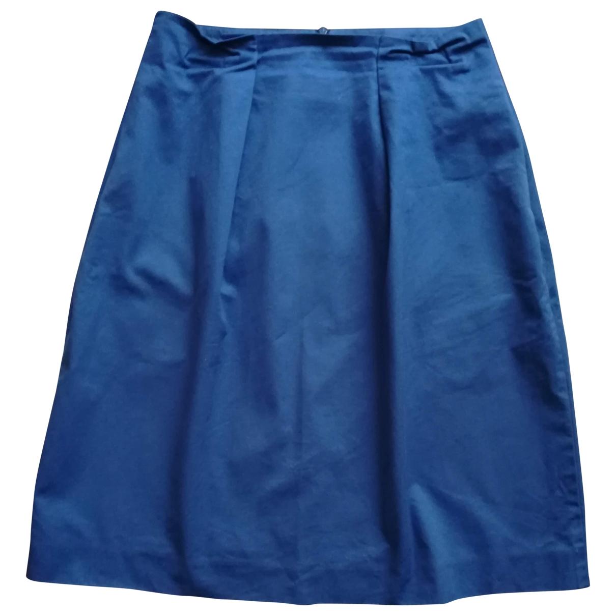 Sofie Dhoore \N Rocke in  Blau Baumwolle