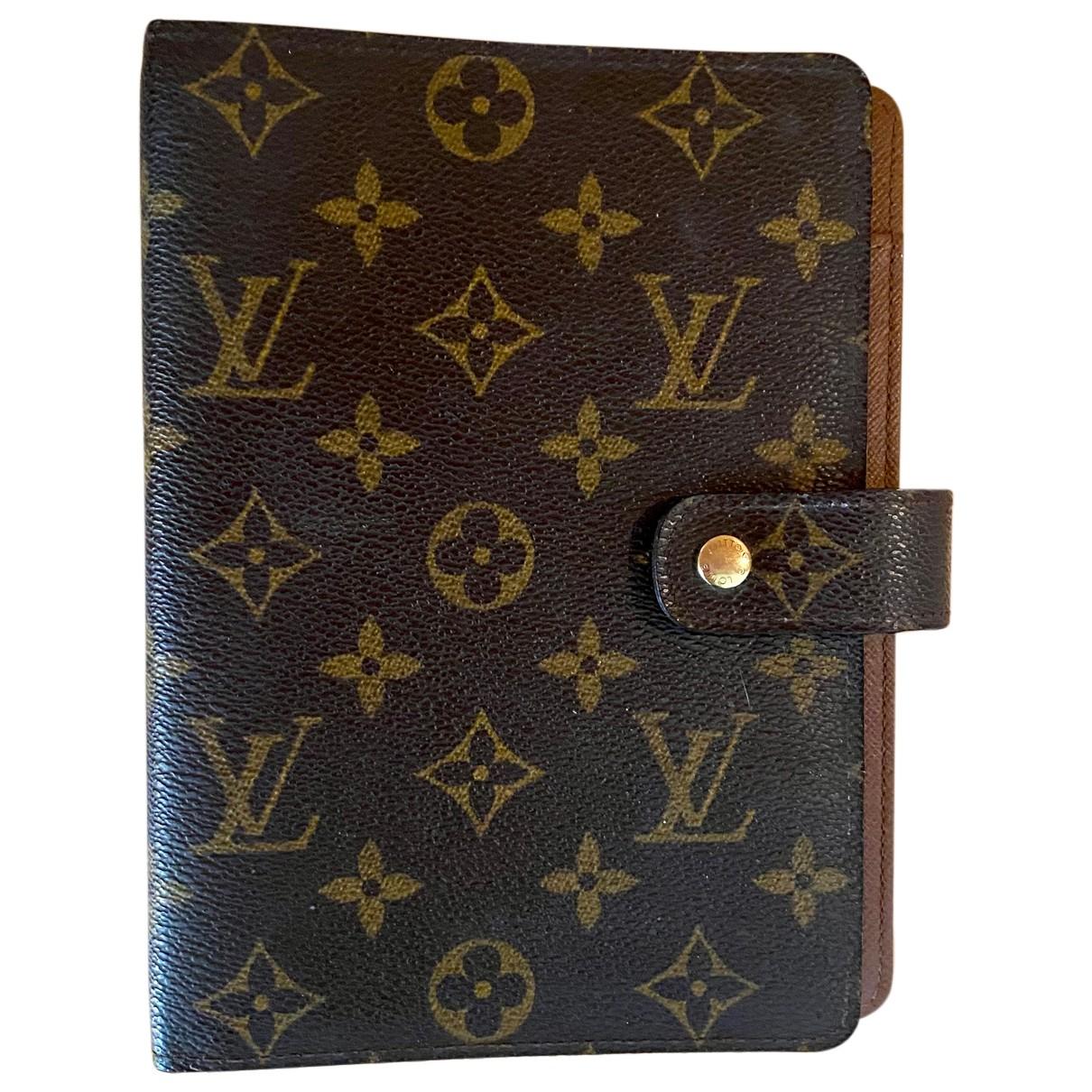 Louis Vuitton - Petite maroquinerie   pour femme en autre - marron
