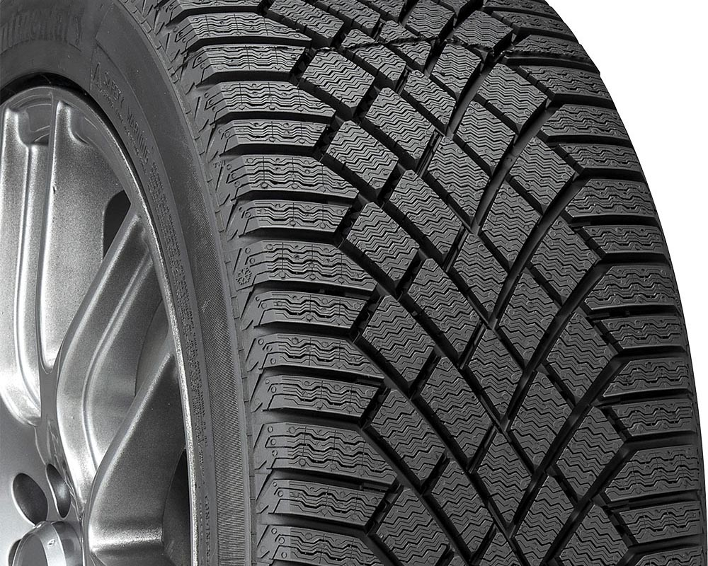 Continental 03452450000 VikingContact 7 Tire 225/45 R17 94T XL BSW
