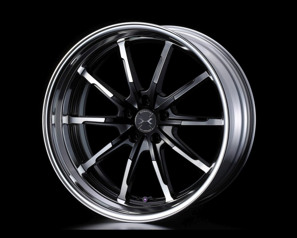 Weds 710S SL-Disk Wheel Maverick 19x8 5x120 3-55mm Reverse Rim