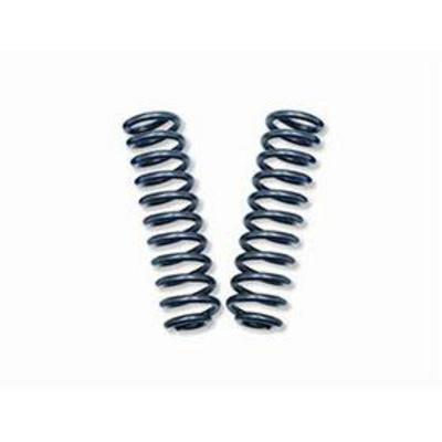 Pro Comp 2 Inch Lift Coil Springs, Rear, Stock - 2.5 Inch Lift Range, Black, Pair of 2 - 55298