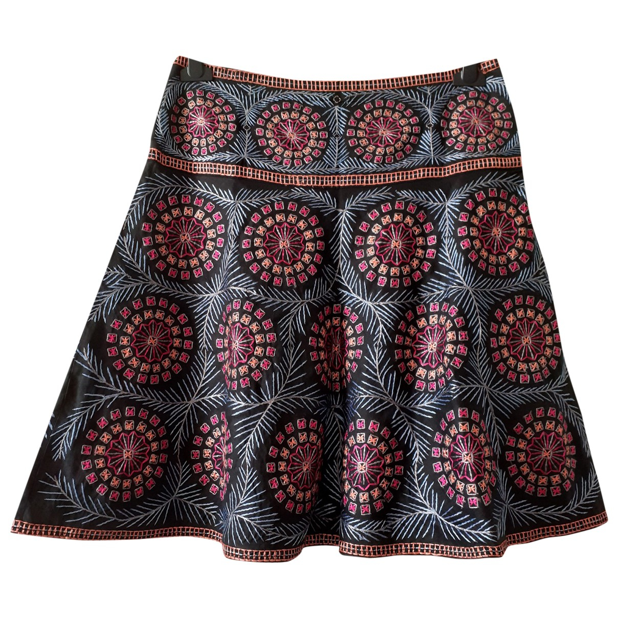 French Connection \N Multicolour Cotton skirt for Women 12 US