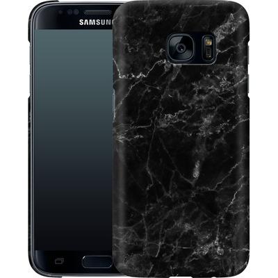 Samsung Galaxy S7 Smartphone Huelle - Midnight Marble von caseable Designs