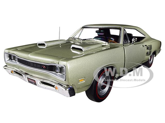 1969 Dodge Coronet R/T Silver