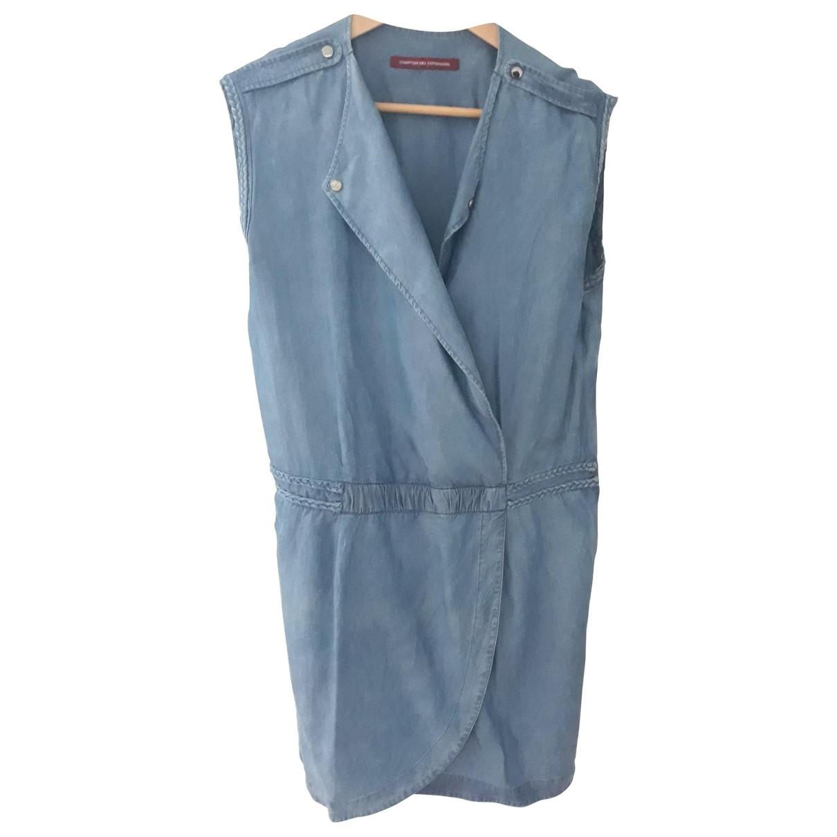Mini vestido Comptoir Des Cotonniers